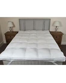 Extremely comfy - Mattress pillow topper king size 10cm deep