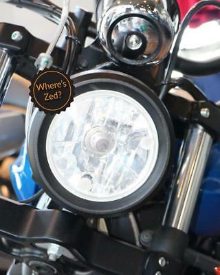Victory Highball (2014-2017) Motorcycle Headlight Protector / Light Guard Kit