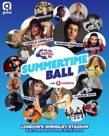 Golden circle summertime ball ticket