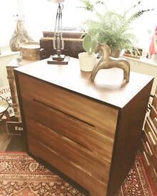 Vintage STAG drawers