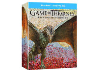 Game of Thrones The Complete Seasons 1-6
