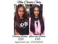 Top afro-hairstylist. Custom wigs & Virgin Hair