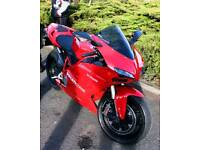 Ducati 1098 2008 swap for naked/fighter