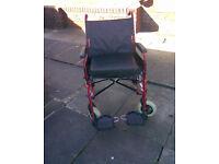 (Disabilities0 Wheelchair