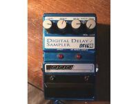 Vintage DOD Digital Delay (w/sample mode) £35