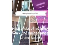 All Aspects of building undertaken