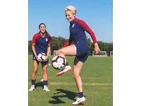 INTERNATIONAL FEMALES WANTED FOR FOOTBALL IN LONDON