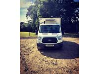 64 Plate Ford Transit Refrigerated Box Van