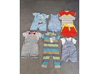 Baby boy brand new clothes. 3-6 & 9-12 yrs,Ted Baker