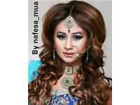 Fully qualified hair& makeup artist nafesa mua grab urs3lf the Special offer limited time