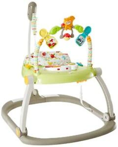 NEW Fisher-Price Woodland Friends Space Saver Jumperoo