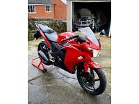 Honda CBR125R 2013 125cc