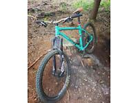 STOLEN!!!! Orange P7 mountain bike MTB
