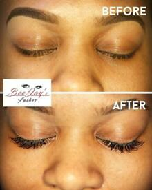 Classic and hybrid lashes