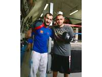 Boxing and fitness personal training