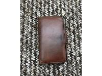 iPhone 5S wallet case cover