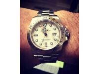 Rolex Explorer 11 white face. ETA Movement