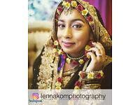 FEMALE Photographer and Videographer Asian Wedding photographer LONDON