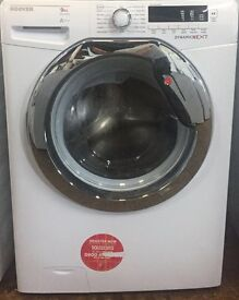 Hoover DXCC49W3 9kg 1400 Spin White LCD A+++ Rated Washing Machine 1 YEAR GUARANTEE FREE FITTING