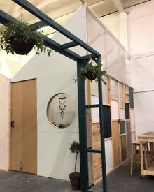 NOW LET | Makers Quarter Shared Workshop | Craft / Digital Fabrication Pod | All inclusive