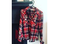 Size 8/10 Checked Shirt