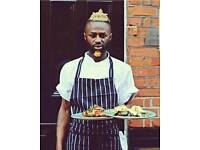 Private chef for a full food experience