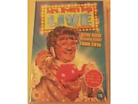 NEW. MRS BROWN'S BOYS LIVE IN GLASGOW. HOW NOW MRS BROWN COW!