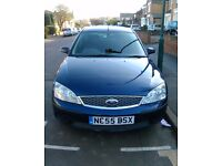 FORD MONDEO LX AUTOMATIC FULL FORD SERVICE HISTORY EXCELENT CONDITION. £1095