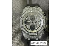 Ap Audemars Piguet diamond watch