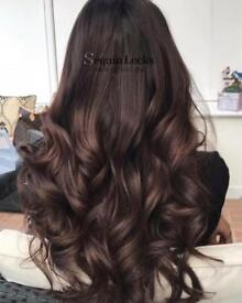 Stunning Hair Extensions. Mobile available