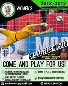 WANT TO JOIN A WOMENS FOOTBALL CLUB THATS PLANNING FOR SUCCESS ?