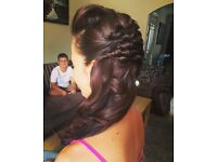 Qualified & Insured Bridal & special occasion Hair Stylist