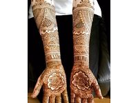Bridal henna for very low prices in London! 20% discount!