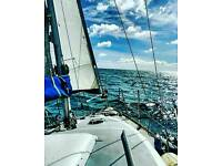 Fed up with your life?! Sailing the world adventure