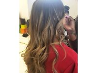 Nano Rings, Micro Rings, Tape Weft, Weave & Wigs Hair Extensions Technician in London