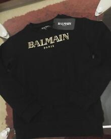 KIDS BALMAIN JUMPERS