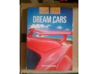 FAST LANE DREAM CARS by PETER DRON - VINTAGE 1990 EDITION