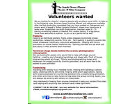 Volunteers wanted for theatre and film group in Brixham