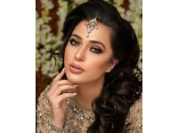 Hair and makeup artist specialized in Asian bridal makeup