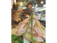 Sous Chef fish restaurant