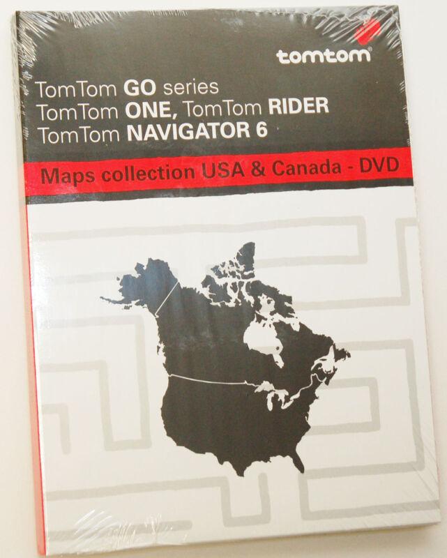 Tomtom 6 Карты