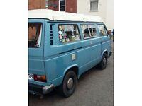 1981 VW T25 Campervan