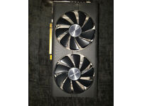 Sapphire Pulse Radeon RX 580 8G GDDR5 Dual HDMI/DVI-D/Dual DP Graphics Card AMD