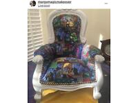 Beauty and the beast disney chair