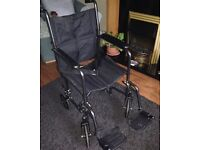 Wheelchair for Sale NOW SOLD