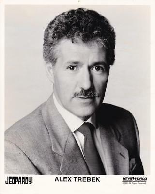 Alex Trebek from