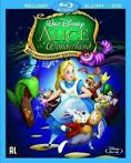 ALICE IN WONDERLAND 60TH ANNIVERSARY EDITION BLU-RAY/DVD
