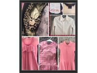 Girls clothes many items Ralph Lauren,River island & next have alook