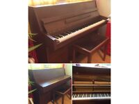 Rogers Upright Piano. One loving owner. Excellent condition. Reluctant but necessary sale.