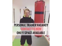 Personal Trainer Vacancy - PT Wanted!